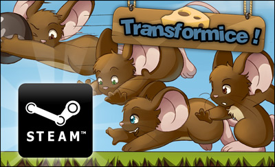 Transformice ! » Transformice hits Steam on the 30th of January!