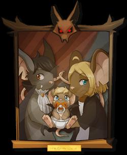 TransforBR [New 2015] Famille-drekkemaus