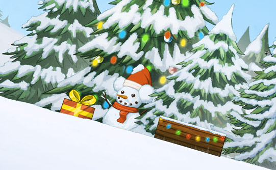 Jingle Bells, Jingle Bells ❄ ☃ Map-snowboard3